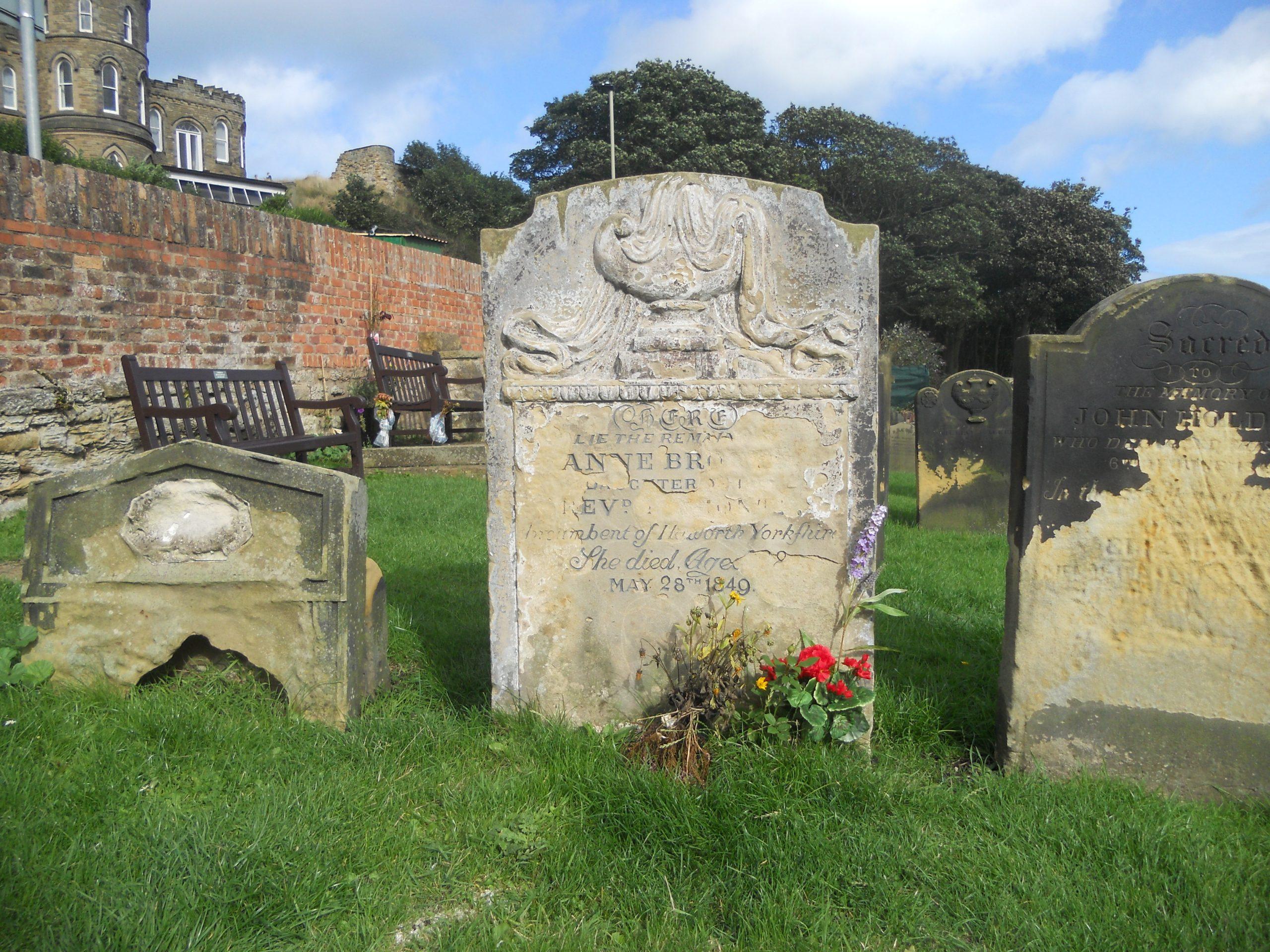 Anne Brontes Grave