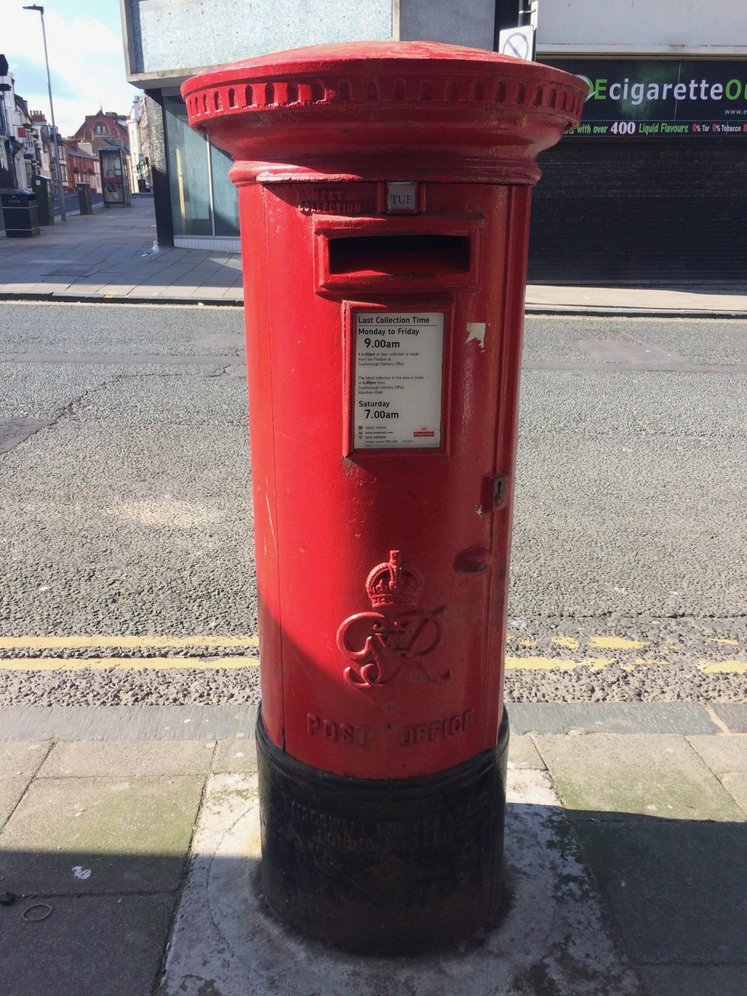 A Love of Post Boxes